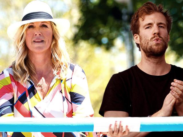 """Wusste """"ZDF-Fernsehgarten""""-Team vorab vom Skandal-Auftritt?"""
