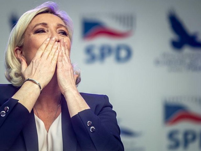 """Junge Französin über Le Pen: """"Ich wünschte, es gäbe neues politisches Personal, mit dem sich unsere Generation besser identifizieren kann"""""""