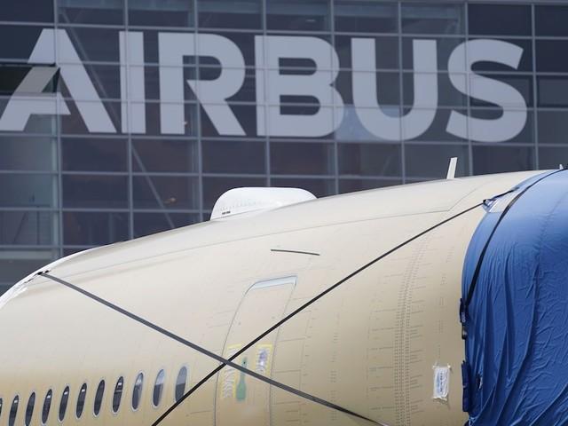 Konzernzahlen - Airbus verdoppelt Gewinnziel - Frachtversion der A350 angekündigt
