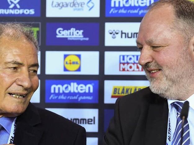 DHB-Präsident aus Aschersleben: Heim-WM ist die Krönung für Andreas Michelmann