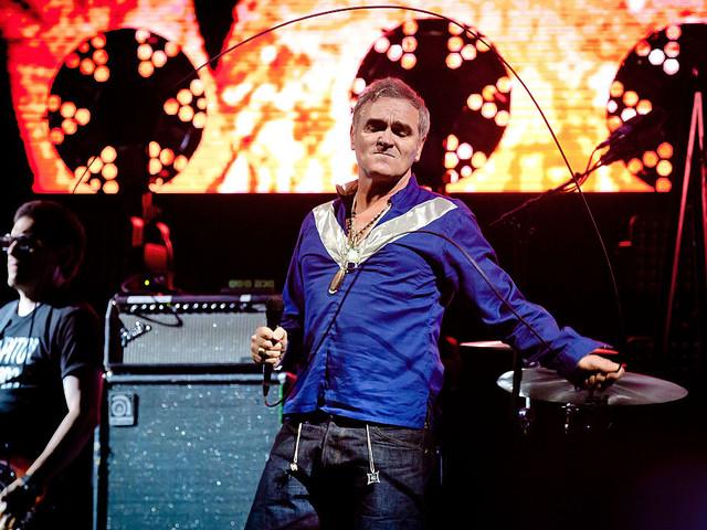 """Morrissey: Neues Album """"Low In High-School"""""""