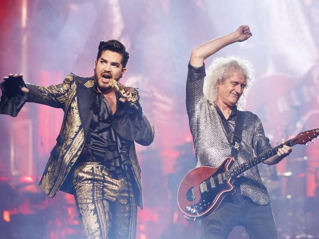 """Queen: Brian May amüsiert sich über """"Madam Lamberts"""" Tanzstil"""