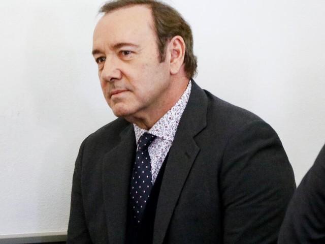 Kevin Spacey: Verfahren wegen sexueller Übergriffe eingestellt