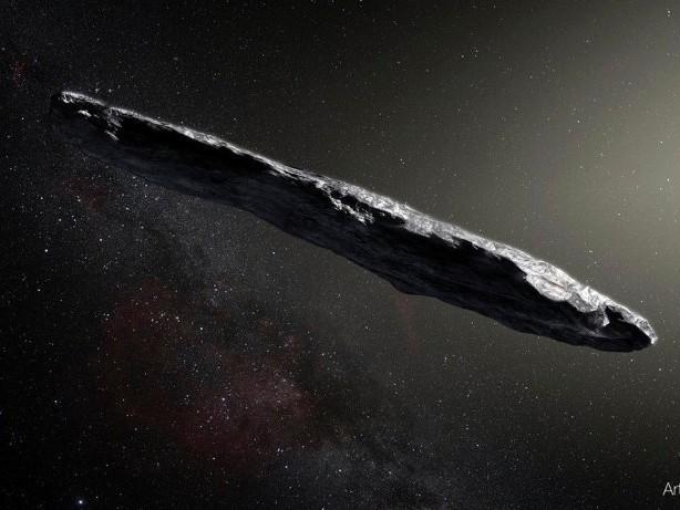 Harvard-Professor bleibt dabei: Wir wurden 2017 von einer Alien-Sonde besucht