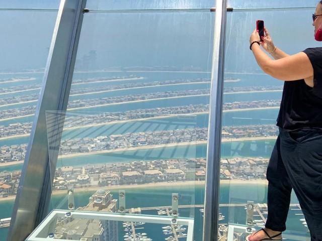Dubai: Endlich hat die Palme einen würdigen View