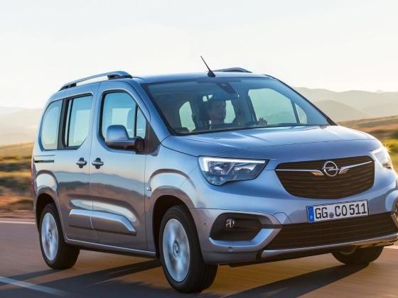 Neue Opel-Combo-Generation rollt im Sommer zu den Kunden