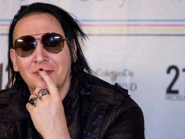 Marilyn Manson will sich Vorwürfen stellen