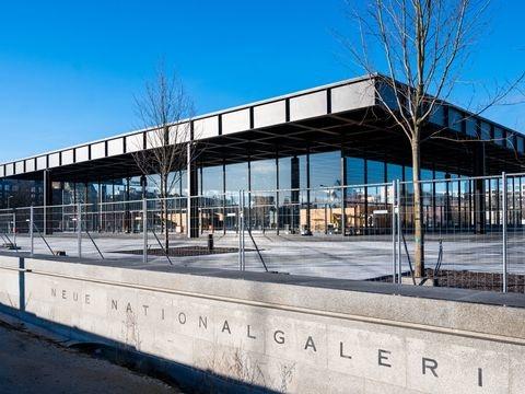 Neue Nationalgalerie kehrt zurück