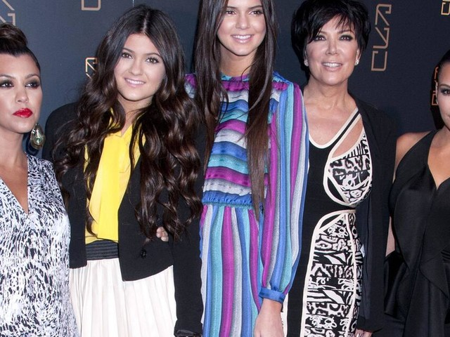 """""""Keeping Up with the Kardashians"""" – SO fing alles an!"""