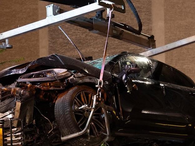 """Bericht Berliner Emittler: """"Krampfanfall"""" führte wohl zu tödlichem SUV-Unfall"""