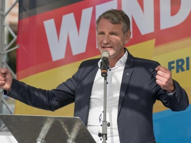 """""""Wir lassen uns nicht spalten"""": Wahlkampfauftakt in Brandenburg: AfD demonstriert Einigkeit"""