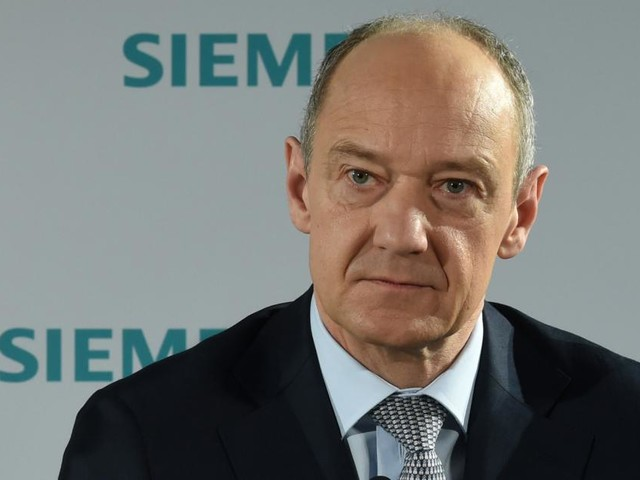 Siemens kommt mit Gewinnsprung aus der Krise - Prognose erhöht