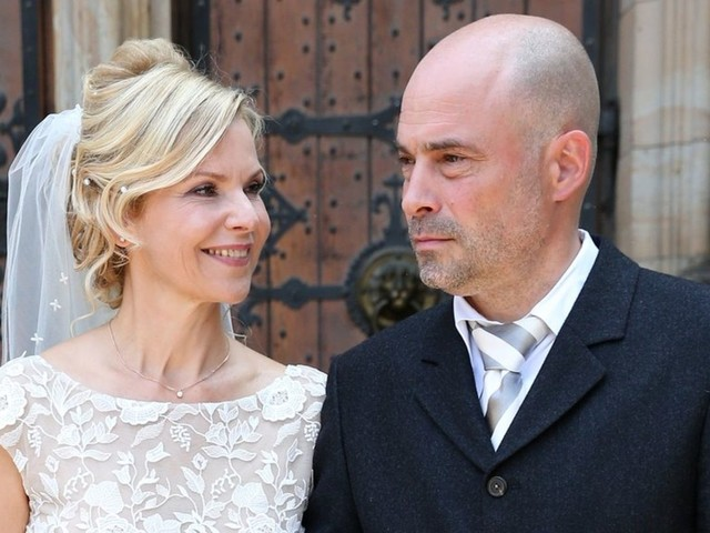 Andrea Kathrin Loewig: TV-Star hat Ja gesagt