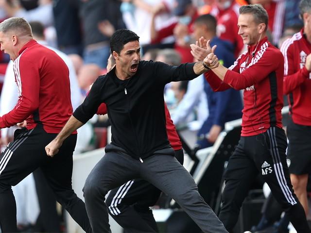 Premier League: Derby-Sieg: Arsenal kommt in Schwung