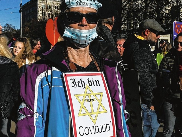 Judenhass in München: »Ich hätte mir gewünscht, dass sich jemand an meine Seite stellt«