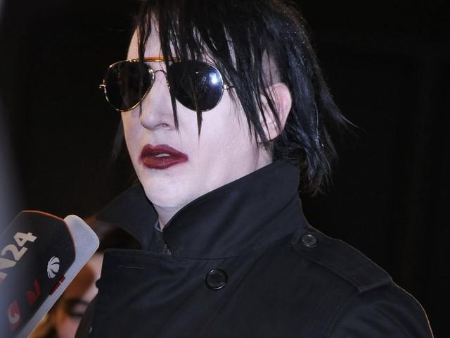 """Marilyn Manson:""""Ich kann ungestraft Frauen vergewaltigen"""""""