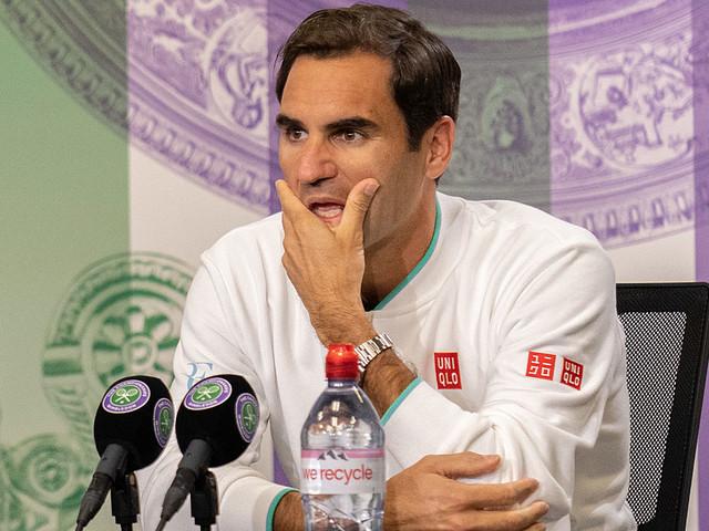 "Tennis: ""Revolution!"" Roger Federer schlägt Alarm"