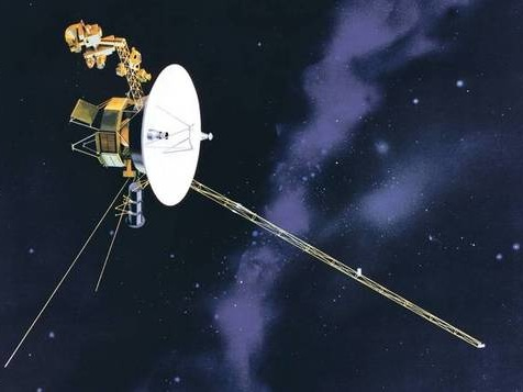 Voyager 2 hat den interstellaren Raum erreicht