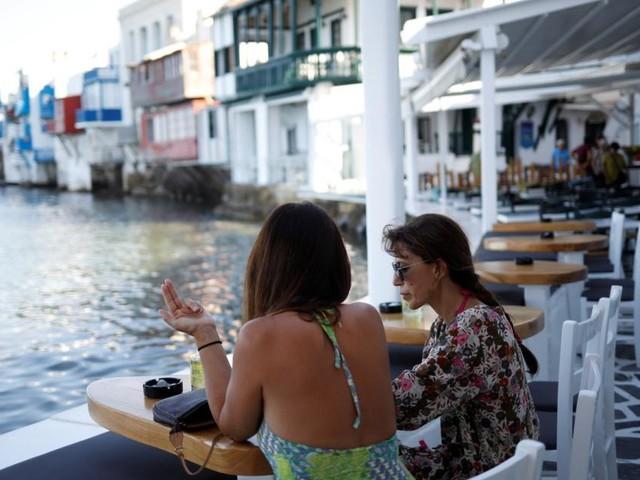 Corona: Die Party ist auf vielen griechischen Inseln vorbei