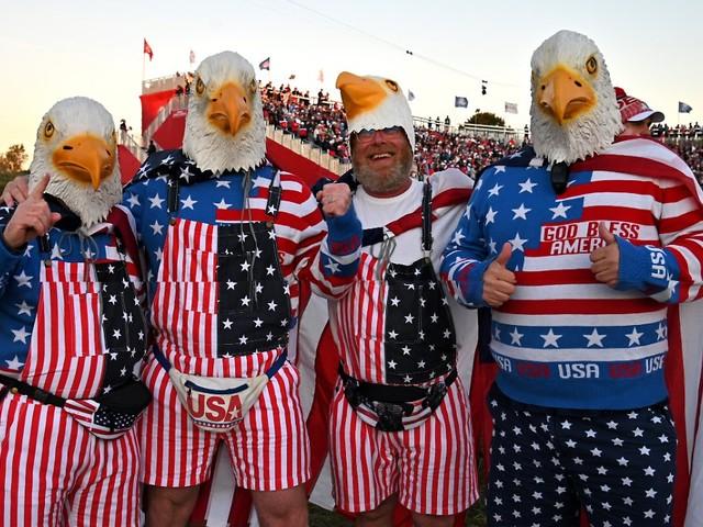 Favoriten beim Ryder Cup vorne: US-Golfer ziehen Europa erstmal davon