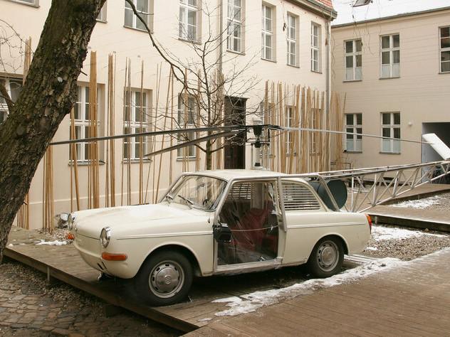 30 Jahre Kunst-Werke in Berlin : Immer ein Teil der Veränderung