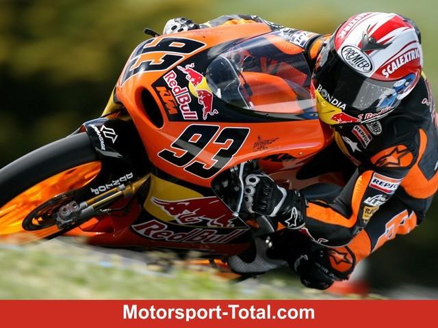 Marc Coma verrät: KTM hat Marc Marquez 2018 ein Angebot gemacht