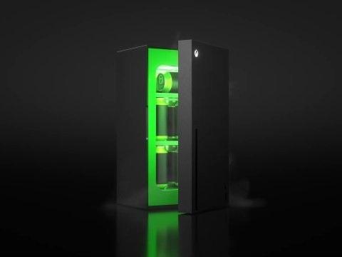 Xbox Mini Fridge: Trailer stellt Kühlschrank von Microsoft vor