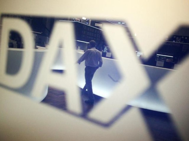 Dax im Minus - Anleger achten auf Hongkong