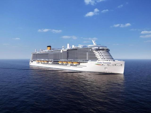 Mittelmeer und Nordeuropa: Wo die Costa-Schiffe im Sommer 2022 fahren