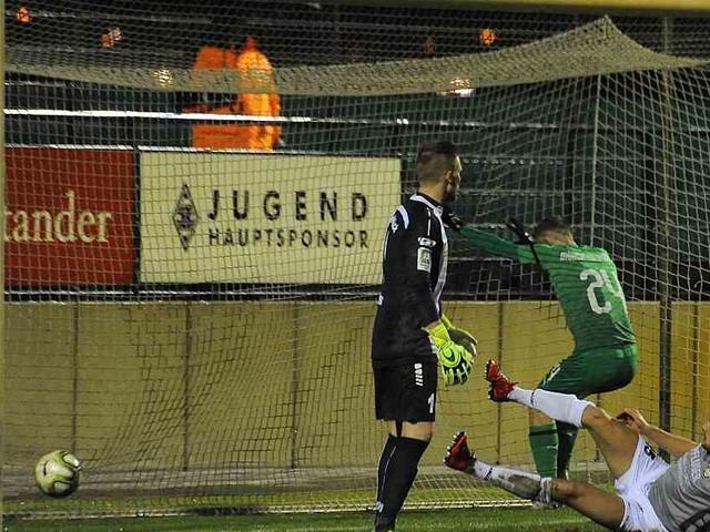 1:0 gegen Wiedenbrück: Steinkötter schießt Borussias U23 früh zum Heimsieg
