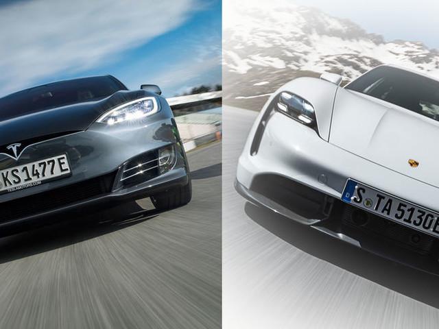 Model S-Attacke auf den Taycan-Rekord: Tesla entert die Nordschleife