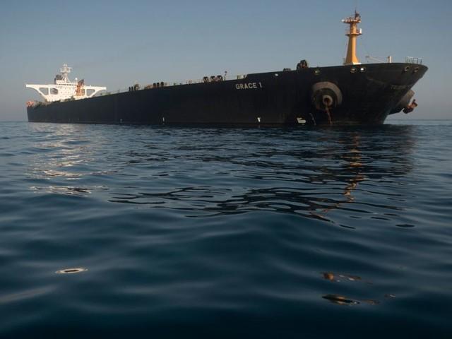 Streit um Supertanker: US-Gericht verfügt Beschlagnahmung