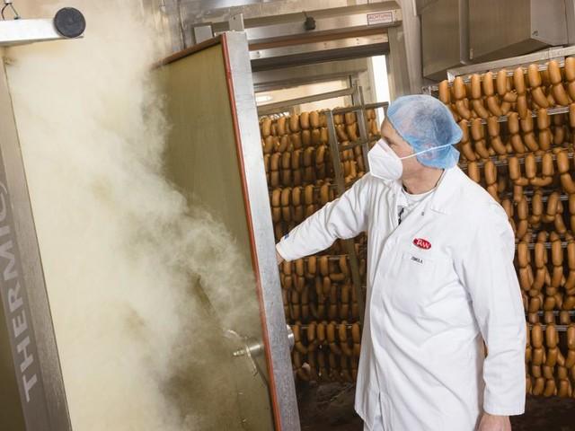 Neues Fleischwerk für 45 Millionen Euro in St. Pölten eröffnet