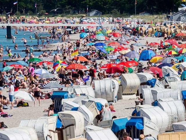 Sommerferien: Wo gibt's noch freie Unterkünfte an der Ostsee?