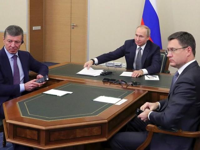 Megaprojekt Sila Sibiri: Russland nimmt Gaspipeline nach China in Betrieb