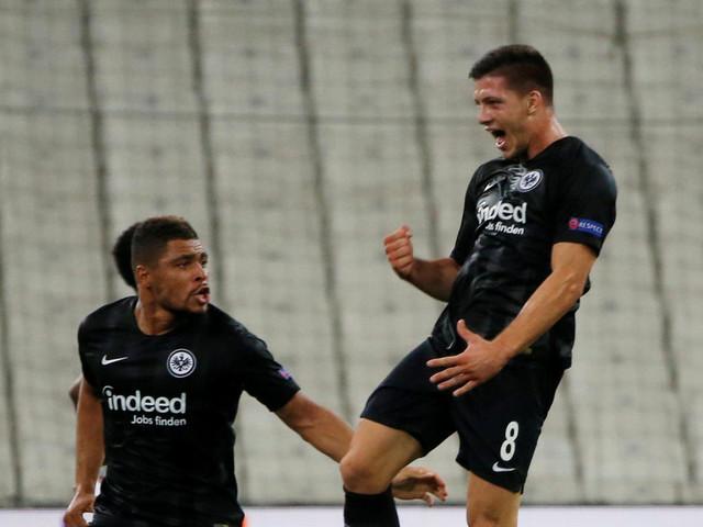Europa League: Frankfurt gewinnt vor Geisterkulisse in Marseille