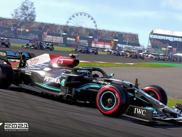 """Videospiele: Gute Reifen, schlechte Reifen: """"F1 2021"""" mit neuem Modus"""