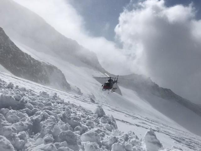 Tourengeher starb in Gletscherspalte am Großvenediger
