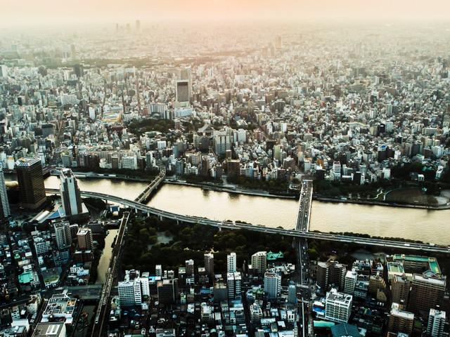 Megastädte und das digitale Zeitalter