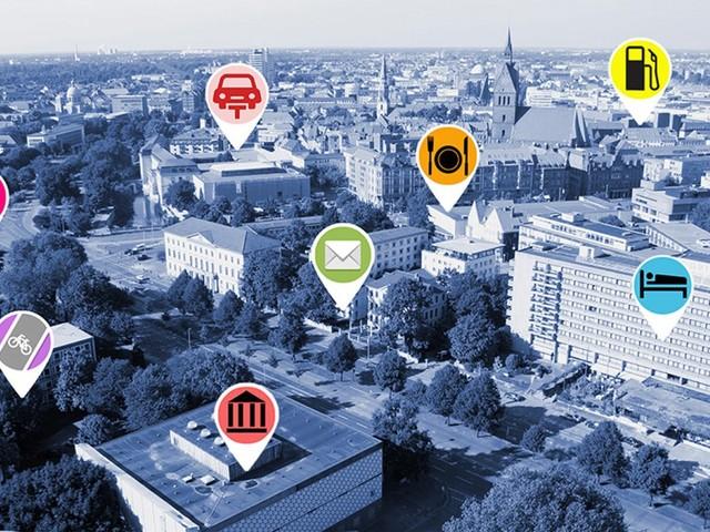 heise+ | Geoinformationen: OpenStreetMap-Daten im alltäglichen Einsatz