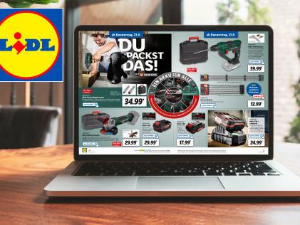 Lidl- und Aldi-Angebote: Werkzeug Werkzeuge und Zubehör bei Aldi und Lidl im Angebot