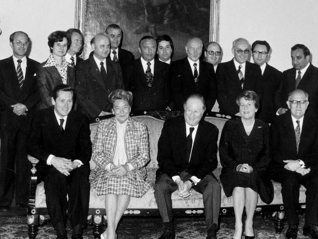 Ehemaliger Staatssekretär Albin Schober verstorben
