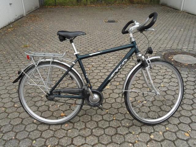 28Zoll Alu cyco Fahrrad 7 gange chaltung zu verkaufen in Merzenich