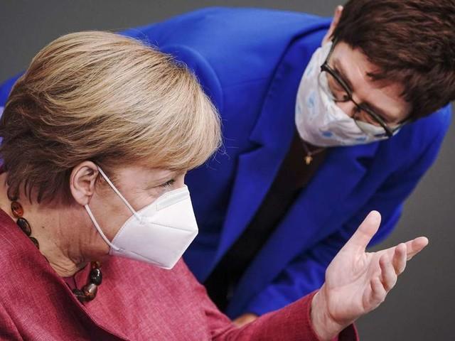 """Kurz vor Bundestagswahl: Merkel-Ministerin wollte hinschmeißen - """"Ich ziehe mich zurück"""""""