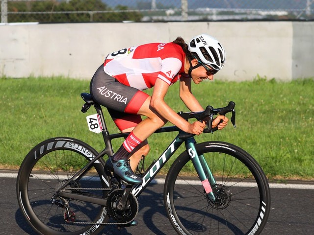 Olympia 2021 – Radsport: Anna Kiesenhofer holt Gold - damit hat nicht mal die Mathematikerin gerechnet