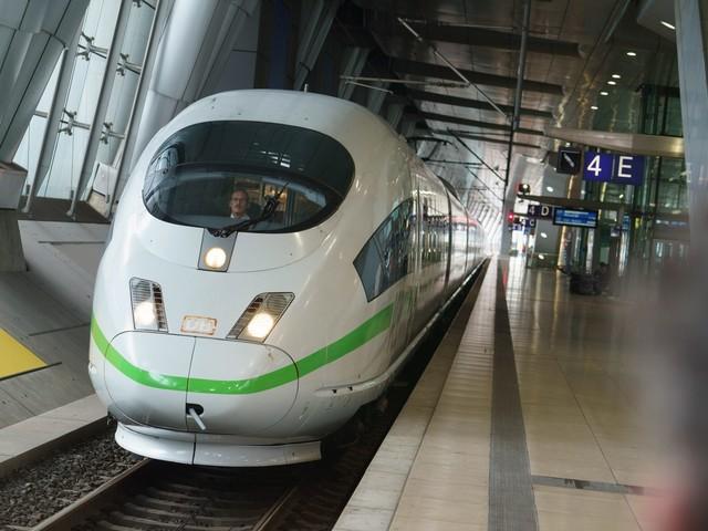 Köln-Berlinnonstop: Die Bahn plant ab Dezember eine neue ICE-Sprinter-Verbindung