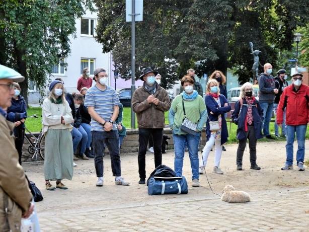 Geplanter Anschlag: Nach geplantem Anschlag in Hagen: Hagener setzten Zeichen