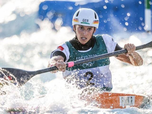 Erstes Olympia-Gold für Deutschland: Goldmedaille für Slalom-Kanutin Funk aus Bad Neuenahr-Ahrweiler