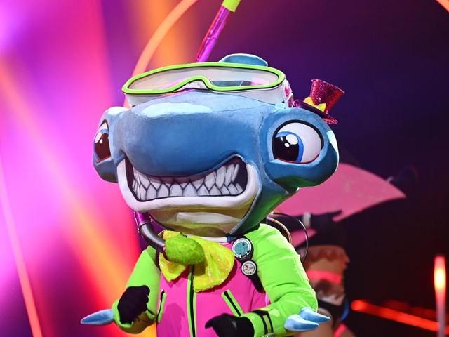"""""""Masked Singer"""": Hammerhai musste seine Identität preisgeben"""