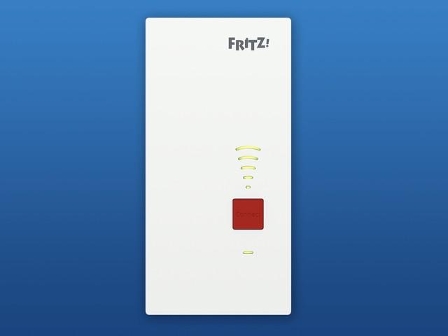 FRITZ!Repeater 2400: Update auf FRITZ!OS 7.27